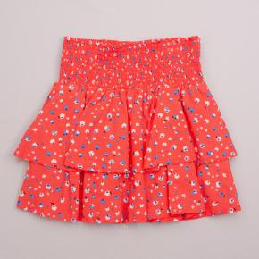 Seed Ruffled Skirt