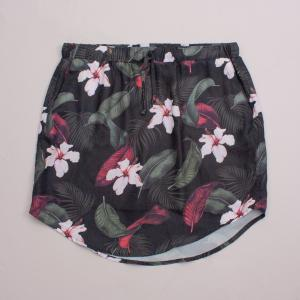 Seed Ruffled Skirt