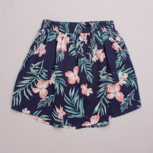 Decjuba Floral Skirt