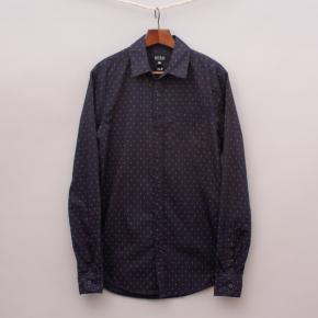 """Kenji Patterned Shirt """"Brand New"""""""