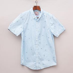 Indie Palm Tree Shirt