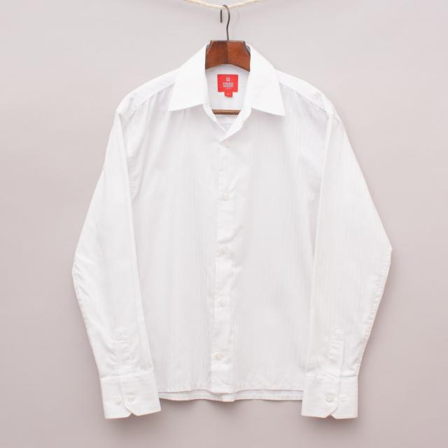 Fred Bracks White Shirt