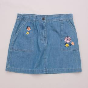 Eve's Sister Denim Skirt