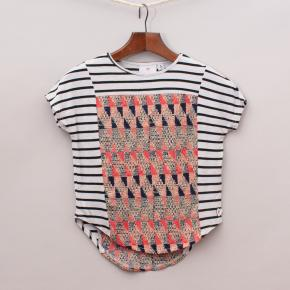 Eve's Sister Patterned Top