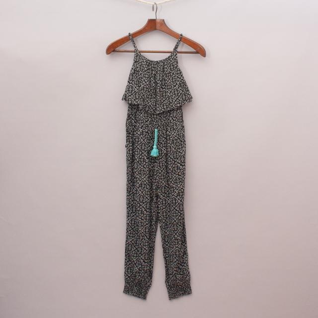 Cotton On Patterned Jumpsuit