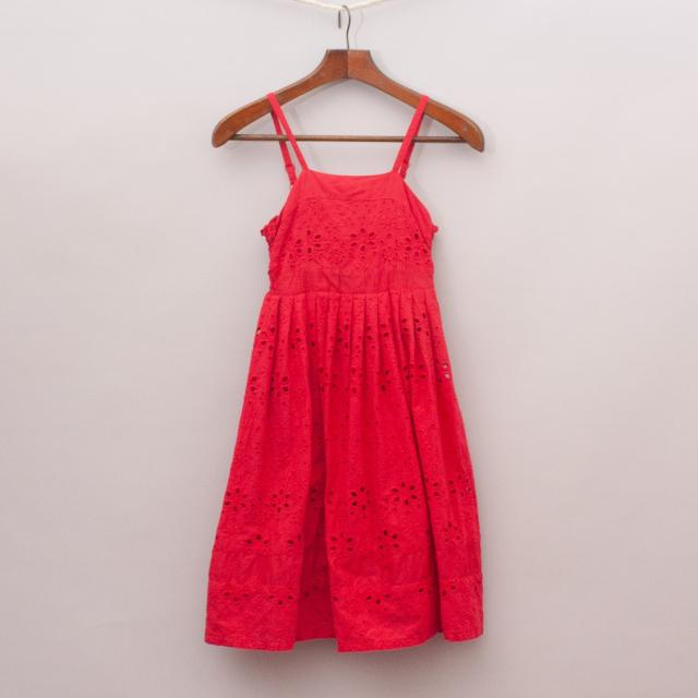 Fiorucci Red Dress