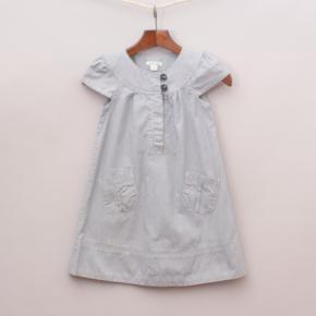 Bossini Kids Pinstripe Dress