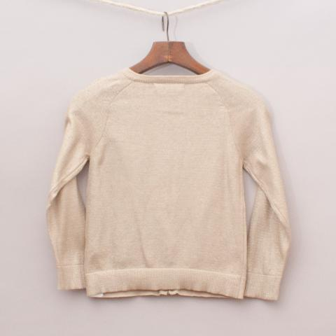 Cotton On Metallic Cardigan