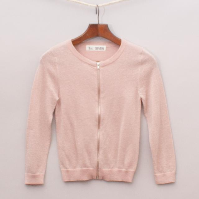 Cotton On Metallic Cardigan