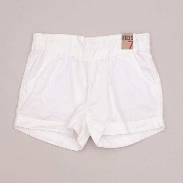 Cotton On White Shorts