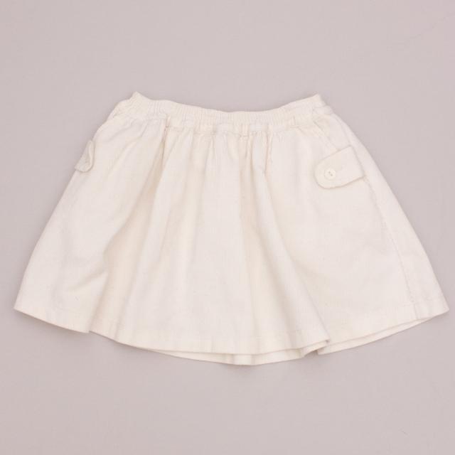 Seed Corduroy Skirt