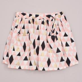 Forever 21 Gold Tulle Skirt