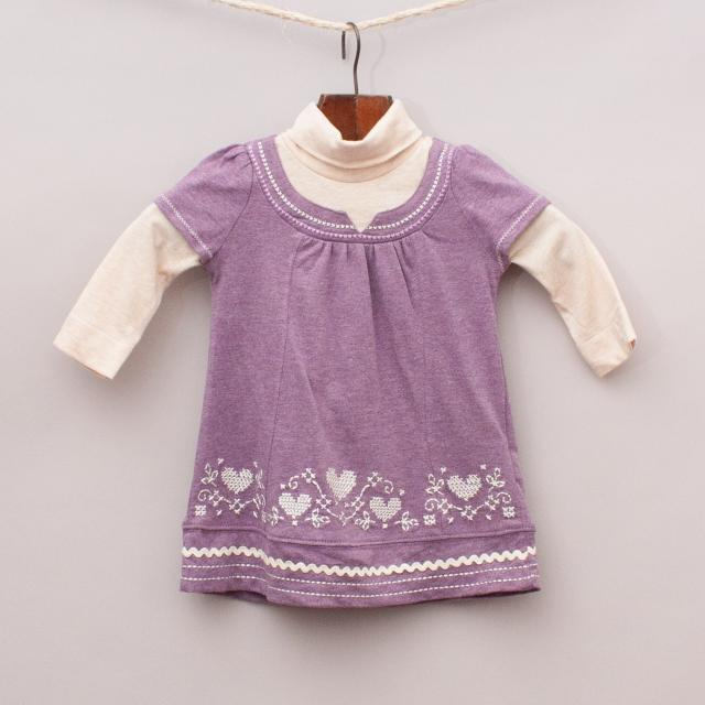 "Mothercare Layered Dress ""Brand New"""