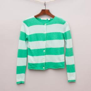 Country Road Striped Cardigan