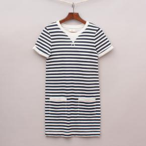 "Country Road Striped T-Shirt Dress ""Brand New"""