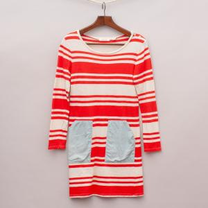 Country Road Striped Dress