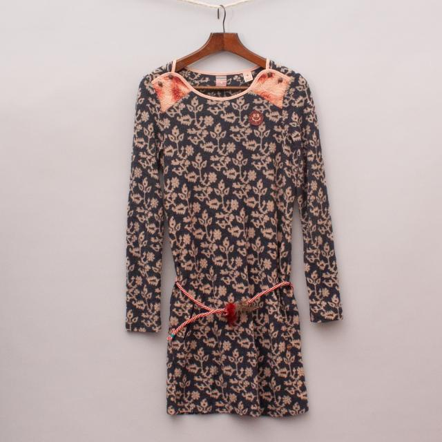 Scotch R'Belle Patterned Dress