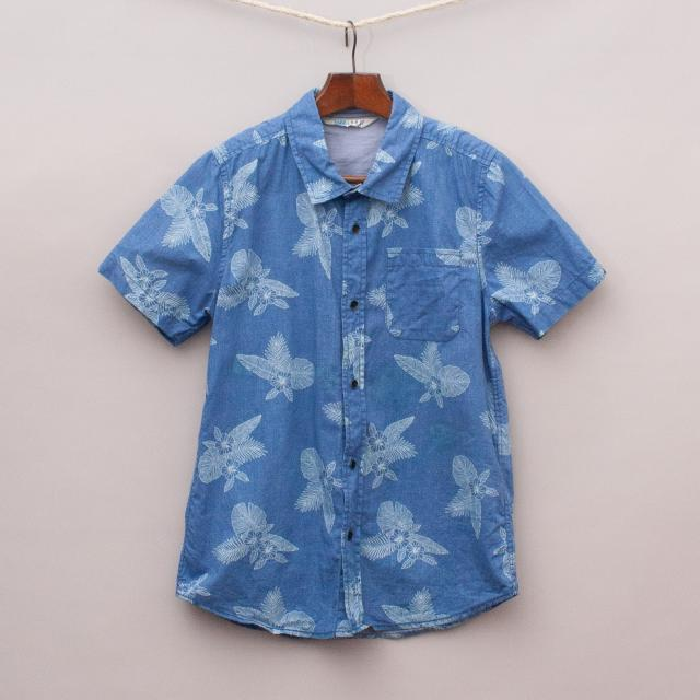Cotton On Hawaiian Shirt