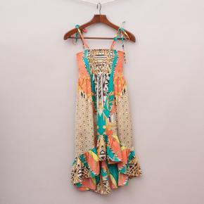Bardot Printed Dress