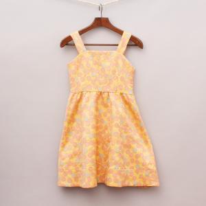 Gumboots Jacquard Spot Dress