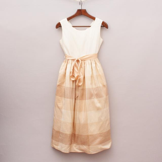 Dimples LA Silk Dress