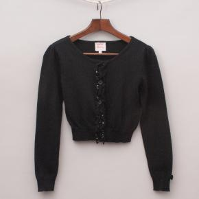 Miss Leona Cropped Cardigan