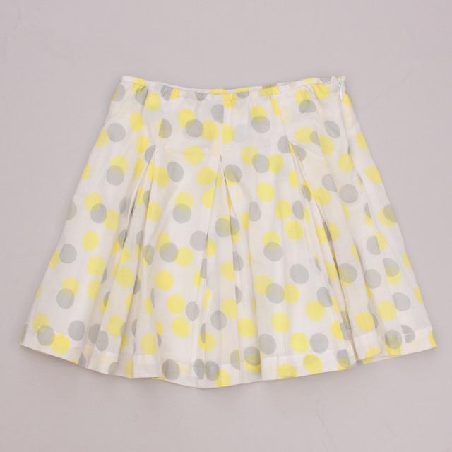 Gumboots Polka Dot Skirt