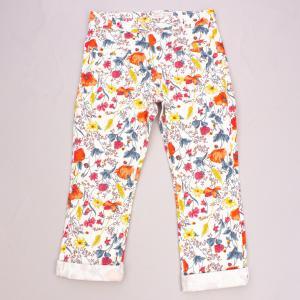 Zara Floral Pants