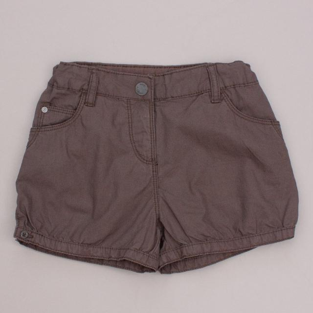 Dpam Brown Shorts