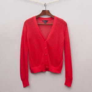 Gap Red Cardigan