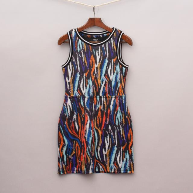 Wayne Jnr Patterned Dress