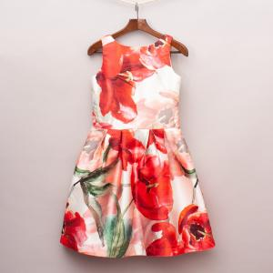 Wayne Jnr Patterned Dress