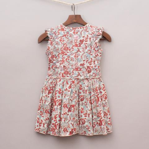 Ouch Patterned Dress