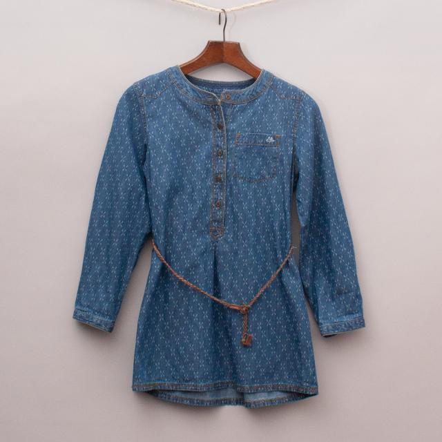 Mantaray Denim Dress