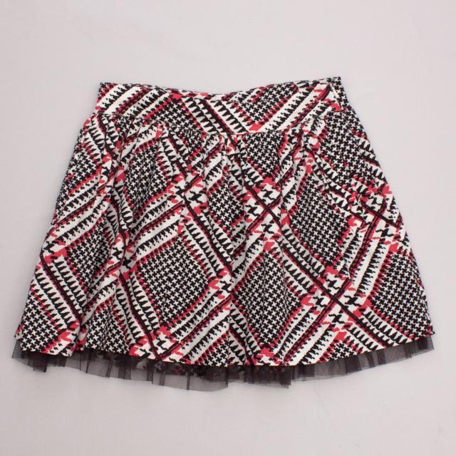 Gap Patterned Skirt