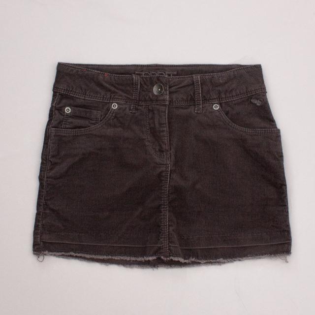Esprit Corduroy Skirt