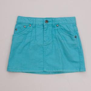 United Colours of Benetton Blue Skirt