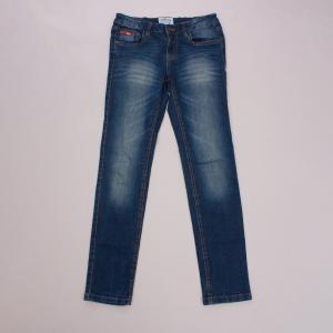 Lee Cooper Distressed Jeans