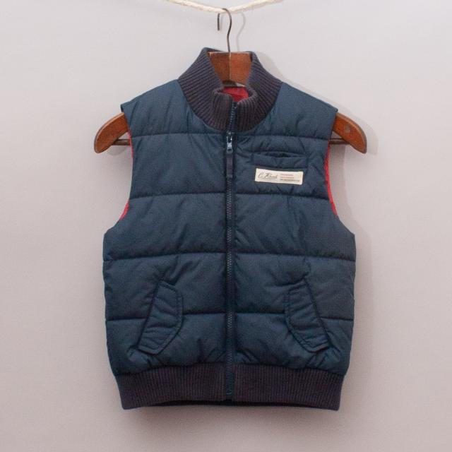 Country Road Padded Vest