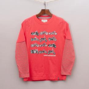 Milkshake Motorcycle Long Sleeve