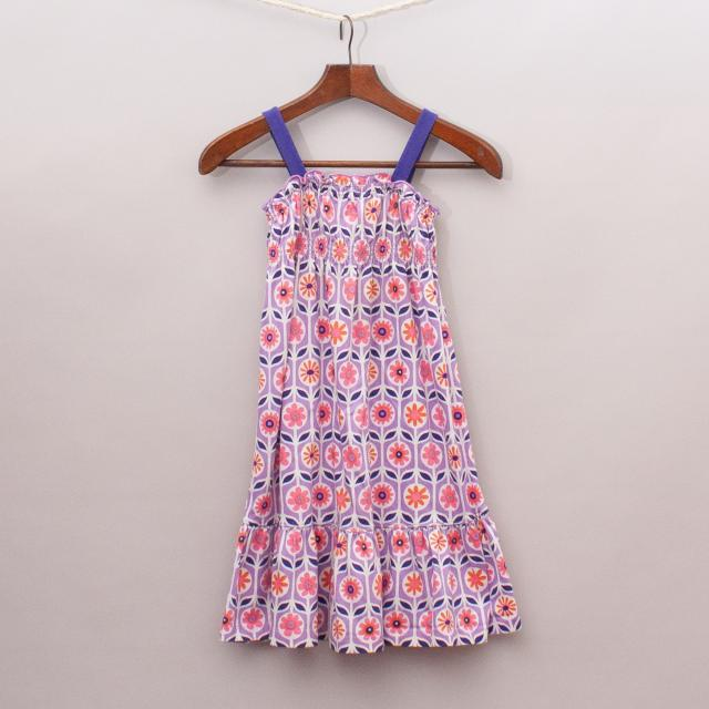 Hanna Anderson Floral Dress