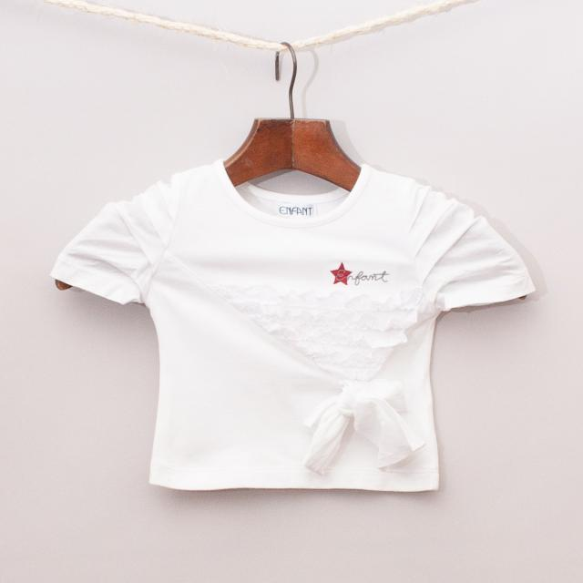 Enfant Detailed T-Shirt