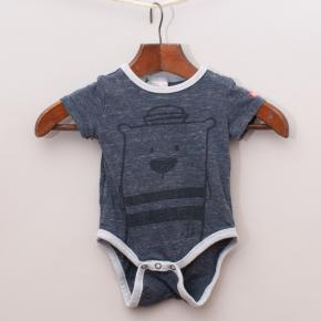 Jack & Milly Bear Romper