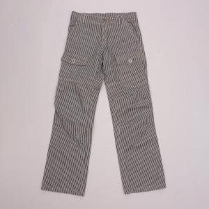 Fred Bare Striped Pants