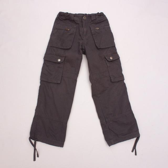 Fred Bare Cargo Pants
