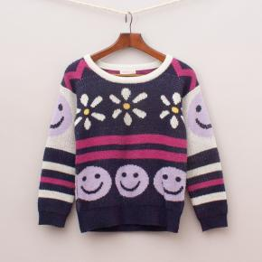 The Lost Girls Patterned Jumper