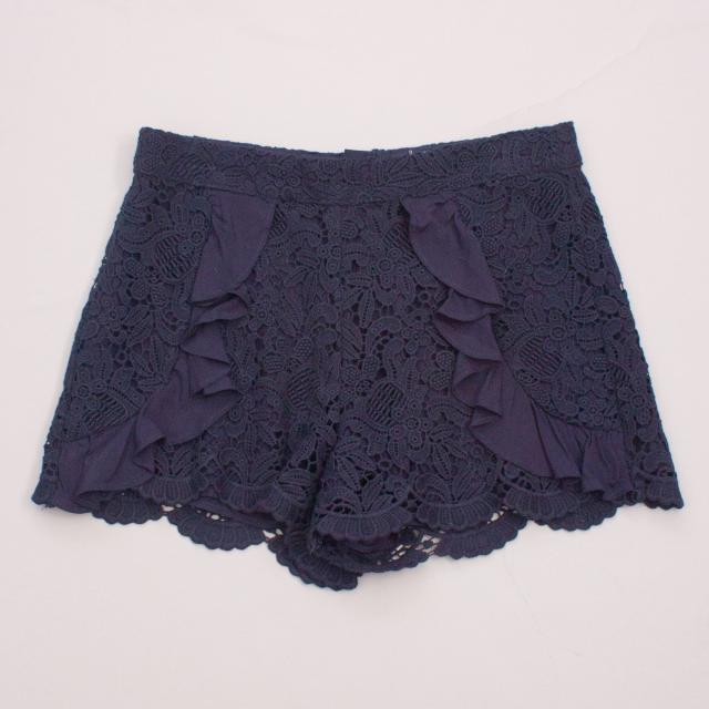Witchery Lace Shorts