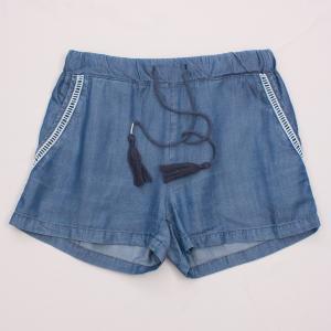 Pavement Blue Shorts