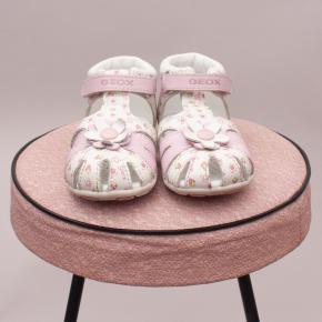 Geox Floral Sandals - EU 22