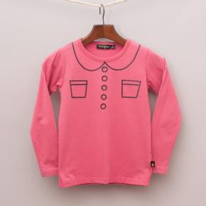 Rock Your Kid Detailed Long Sleeve Top
